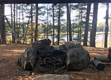 NH State Parks : Welcome on hiking map, bear brook trail race, dogtown gloucester ma bike trail map,